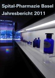 Jahresbericht SPh 2011 - Universitätsspital Basel