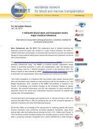 Press release final - WBMT
