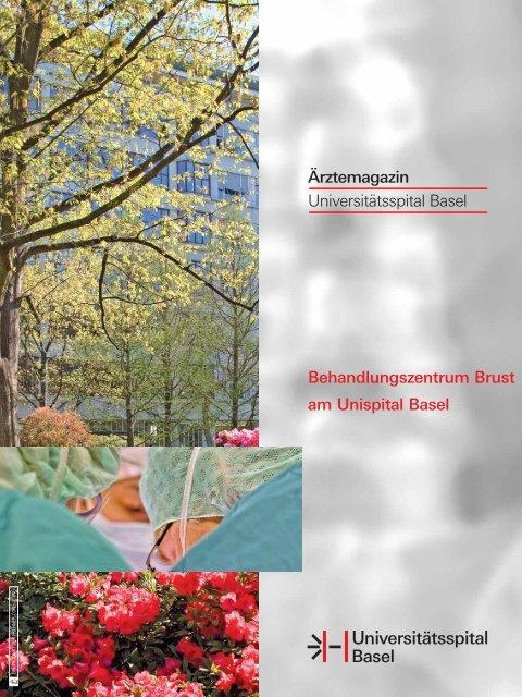 Behandlungszentrum Brust am Unispital Basel - Universitätsspital ...