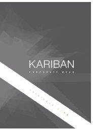 Каталог Kariban 2014/2015