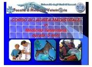 Facoltà di Medicina veterinaria - Università degli Studi di Sassari