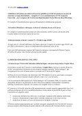 Consiglio di Amministrazione del 19 gennaio 2010 - Università degli ... - Page 5