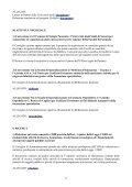 Consiglio di Amministrazione del 19 gennaio 2010 - Università degli ... - Page 6
