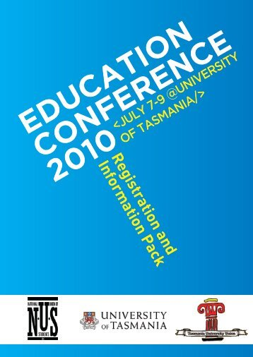 to download the Ed Con Information and Registration Pack