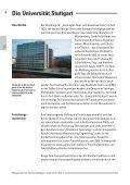 wegweiser 2010-2011 - Universität Stuttgart - Page 6
