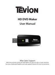 User Manual HD DVD Maker - Unisupport