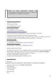 Bando - Università degli Studi di Teramo