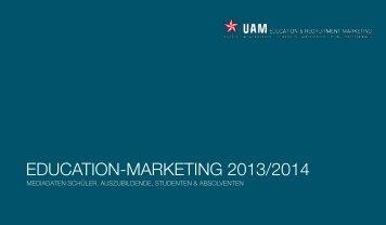 Mediadaten 2013 - United Ambient Media