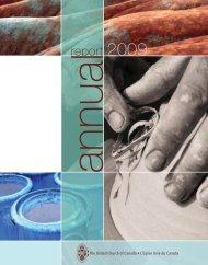 2009 Annual Report - The United Church of Canada
