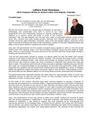 Chris Ferguson Writes an Advent Letter from Bogotá, Colombia ...
