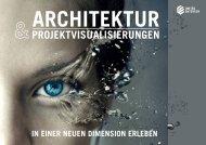 Architekturfolder deutsch - UNITED ENTERTAIN Gmbh & Co. KG