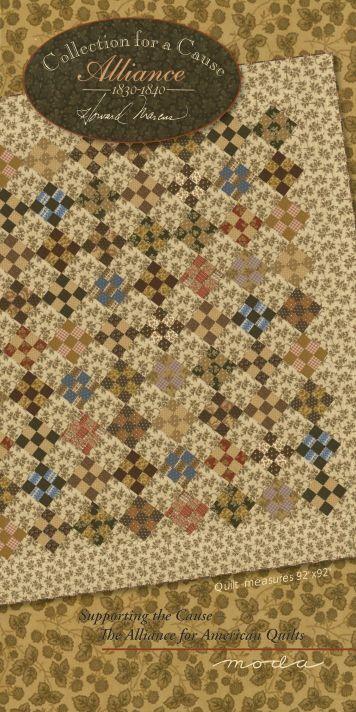 Alliance Alliance - Moda Fabrics