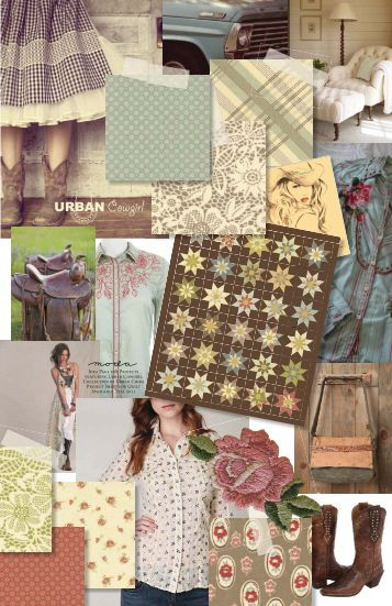idea sheet urban cowgirl.indd