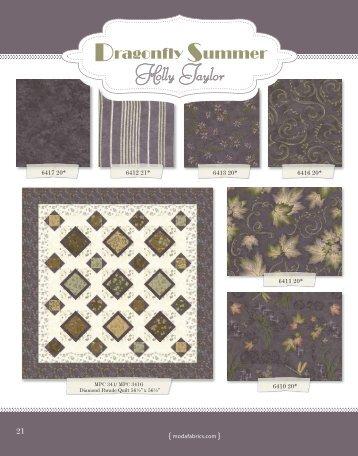 Holly Taylor - Moda Fabrics