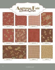 Antique Fair - Moda Fabrics