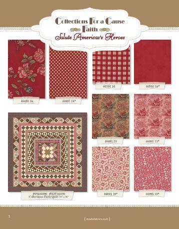Faith - Moda Fabrics