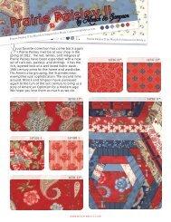 Prairie Paisley II.indd - Moda Fabrics