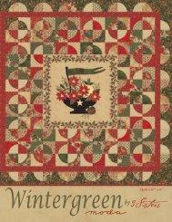 Wintergreen - Moda Fabrics