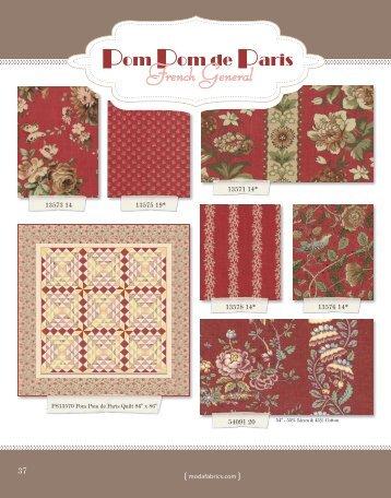 French General - Moda Fabrics