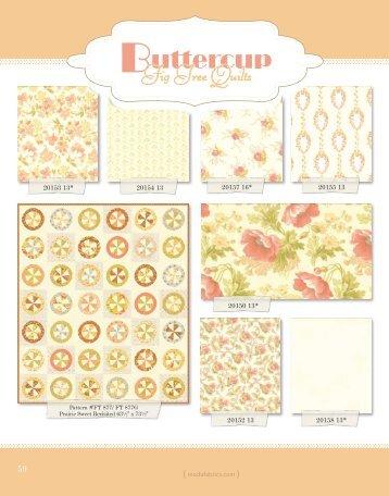 Buttercup - Moda Fabrics