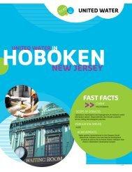 hoboken new jersey - United Water