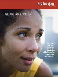 United Water Corporate Brochure