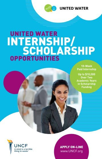 United Water Corporate Scholars Program