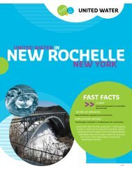 new rochelle new york - United Water