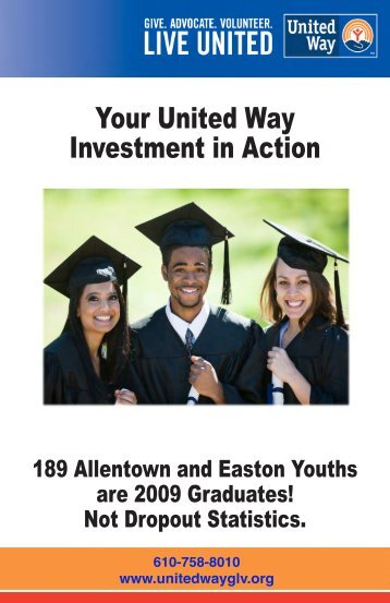 Your United Way Investment in Action