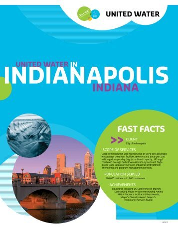 indianapolis indiana - United Water