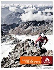 PDF Katalog von Mountain Sports 2010 zum ... - Produkte24.com