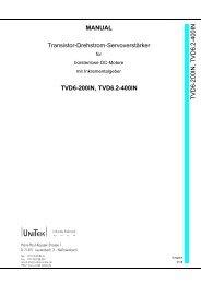 Download PDF - UNITEK Industrie Elektronik GmbH