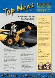 JCB TM 180 - Forschner BAUMASCHINEN