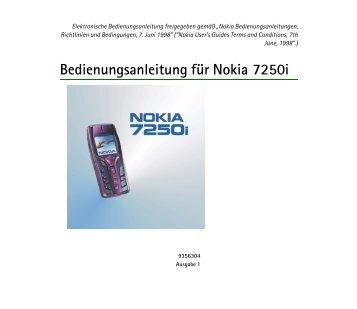 Nokia 7250