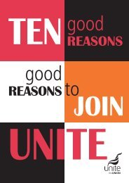 good good - Unite the Union