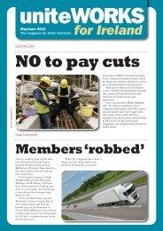 Issue 4 - Unite the Union
