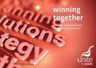 View - Unite the Union