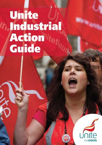 Guide to taking industrial action - Unite the Union