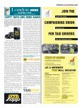 Law Commission threat to UK taxi trade - Unite the Union - Page 5