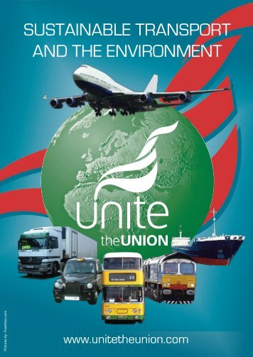 Sustainable Transport and the Environment Guide - Unite the Union