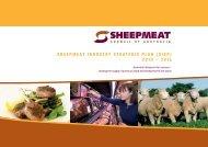 sheepmeat industry strategic plan (sisp) - MeatTradeNewsDaily.co.uk