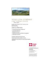 Stad LLyn Efyrnwy - MeatTradeNewsDaily.co.uk
