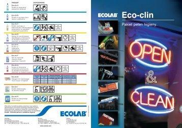 Eco-clin - Medi-Sept