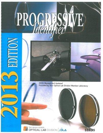 2013 progressive identifier - CSC Labs