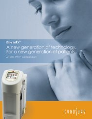A new generation of technology. For a new generation of patients.