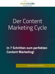 Der Content Marketing Cycle