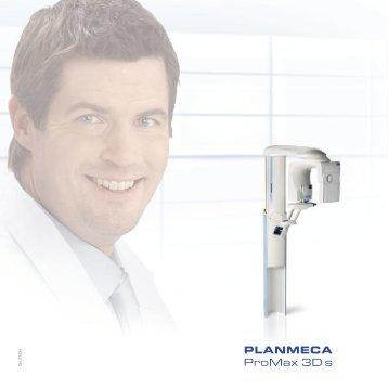 Planmeca Promax 3Ds - 3d-roentgen.ch