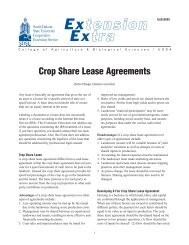 Crop Share Lease Agreements - National Ag Risk Education Library