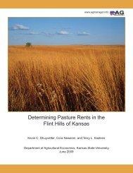 determining bluestem pasture rates.indd