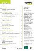 Tištěná verze článku v pdf - Časopis Ochrana přírody - Page 2